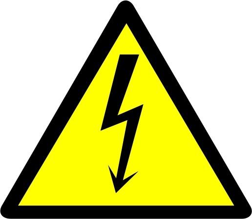 UWAGA ! - WYŁĄCZENIA DOPŁYWU  ENERGII ELEKTRYCZNEJ